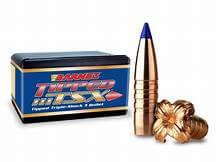 Barnes .22Cal (.224) 50Gn TTSX FB 50 Pack Projectiles