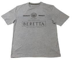 Beretta Men's Centennial T-Shirt - Grey Melange ( XL Only)