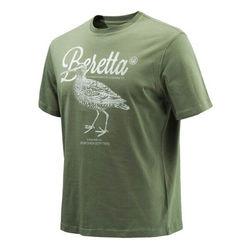 Beretta Men's Woodcock T-Shirt - Army Green