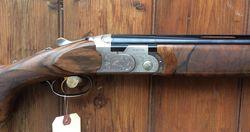 Beretta Silver Pigeon Classic 12Gauge Under + Over Shotgun