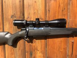 Browning A Bolt II 223Rem Scoped Bolt Action RIfle