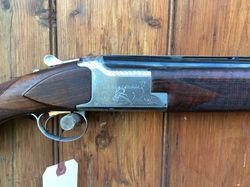 Browning B125 12Gauge U+O 28+quot Shotgun