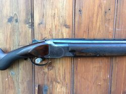 Browning B25 A Grade 12Gauge Under + Over Shotgun