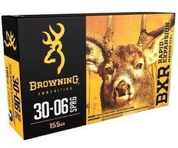 Browning BXR .30-06Sprg 155Grain REMT Pkt 20