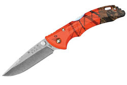 "Buck 284CMS9 Bantam Orange Head Hunter 2-3/4"" Pocket Knife"