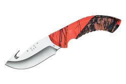 """Buck Omni Hunter Gut Hook 4"""" Knife Blaze Mossy Oak"""