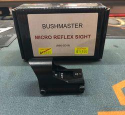 Bushmaster Micro Reflex Sight