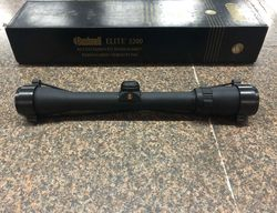 Bushnell Elite 3200 1.5-4.5x32 FireFly Glowing Reticle Scope