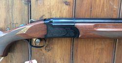 Classic Doubles Golden Snipe 12Ga U+O Shotgun