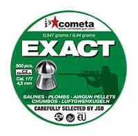 Cometa JSB Exact .177Cal Air Rifle Pellets Qty 500
