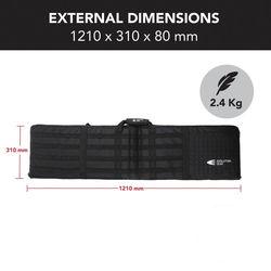 Evolution Gear Shooting Range Mat & Rifle Bag 2 In 1