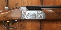 Fausti Elegancy 20Ga Under and Over Shotgun