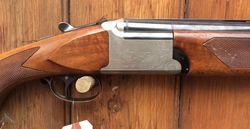 Franchi Alcione 12Gauge Under + Over Shotgun