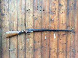 Fulton Imperial 12Gauge SxS Shotgun