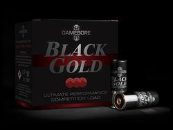 Gamebore Black Gold 12Ga 28Gram #7-1/2 Qty 25 Packet