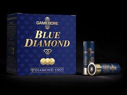 Gamebore Blue Diamond 12Ga 28Gram #7-1/2 Qty 25 Packet