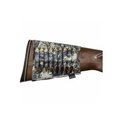 Grovtec Buttstock TrueTimber Camo Rifle Shell Holder 9 Loops