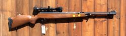 Hatsan Torpedo 22Air Scoped Air Rifle