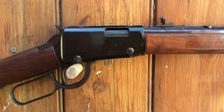 Henry 001TM 22WMR Lever Action Rifle