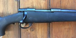 Howa 1500 223Rem Synthetic  Blued Bolt Action Rifle