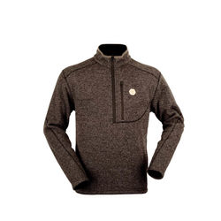 Hunters Element Clarence Knit Long Sleeve - Walnut Brown