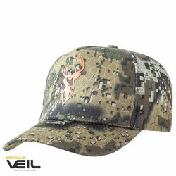 Hunters Element Heat Beater Orange Stag Desolve Veil Cap