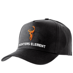 Hunters Element Iridium Cap Black