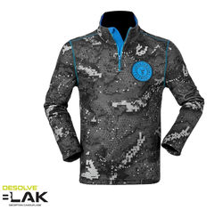 Hunters Element Kids Mountain Top Desolve Blak & Blue