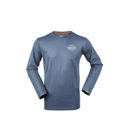 Hunters Element Onyx Long Sleeve Tee Blue
