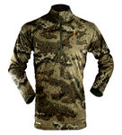 Hunters Element Summer Long Sleeve Zip Veil Top