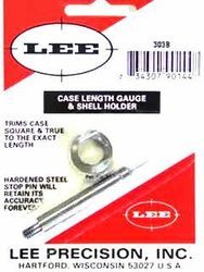 LEE 303 British Case Length Gauge & Shell Holder