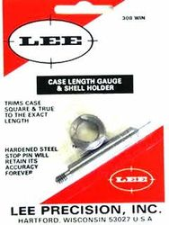 LEE 308Win Case Length Gauge & Shell Holder