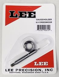 LEE 6.5 Creedmoor Case Length Gauge & Shell Holder