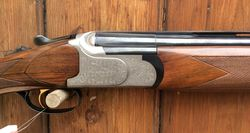 Lanber 2097 Sporting 12Gauge Under + Over Shotgun