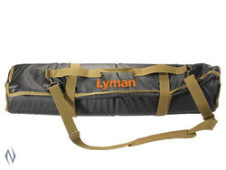 Lyman Long Range Shooting TAC Mat Heavy Duty- Black