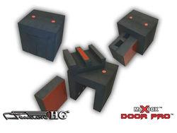 MAXBOX Door Pro Foam & Magnetic Door Rest