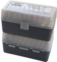 MTM Case-Gard R-50 Series Ammo Box 270Win, 30-06 25-06
