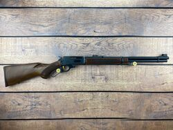 Marlin 336C Gold Inlay .30-30Win Lever Action Rifle