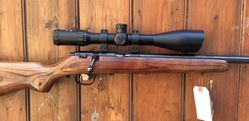 Marlin XT 17VR 17HMR Scoped Bolt Action Rifle