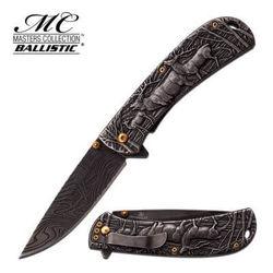 Masters Collection Elk Folding Pocket Knife