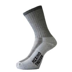 Merino Treads Allday Feet Sock -Black