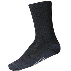 Merino Treads Allday Feet Sock -Slate