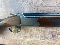 Miroku Mk10 Grd1 12Gauge Under + Over Shotgun