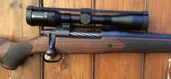 Mossberg Patriot 270Win Scoped Bolt Action Rifle