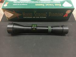 Nikko Stirling Diamond 1.5-6x44 Rifle Scope
