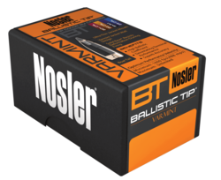 Nosler 22Cal (.224) 40Gn Ballistic Tip 100 Pack Projectiles