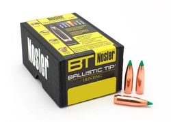 Nosler 6mm (.243) 95Gn Ballistic Tip 50 Pack Projectiles