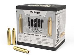 Nosler Custom .204Ruger Unprimed Brass Qty 50