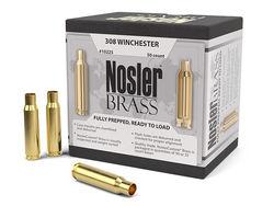 Nosler Custom .308Win Unprimed Brass Qty 50