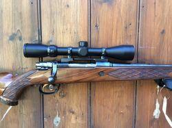 Parker Hale 1200 22250Rem Scoped Rifle